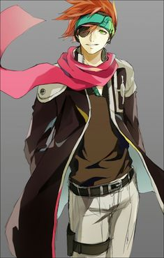D.- Gray Man on Pinterest | Allen Walker, Gray and Anime
