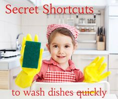 Secret Shortcuts to