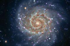 Localizan un cúmulo de estrellas que contiene dos agujeros negros