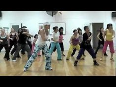 Dance Fitness - Low (Flo Rida/Hip Hop)