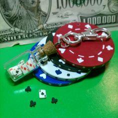 #charmies #charmiesbywendy #weheartit #charmiedoodlesbywendy#glassbottlejewelry #miniatures #poker,