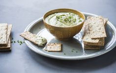 Creamy blue cheese spread