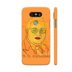Now available on our store: B R Ambedkar Pain.... Check it our here! http://www.colorpur.com/products/b-r-ambedkar-painting-on-yellow-lg-g5-case-artist-designer-chennai?utm_campaign=social_autopilot&utm_source=pin&utm_medium=pin