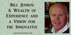 Get to know agent Bill Jensen. He'll be taking appointments at our 2017 Writers Renewal conference. Writing Conferences, Good For Her, Getting To Know, 15 Years, Appointments, Writers, Wealth, Innovation, Encouragement