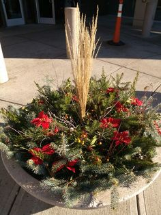 Christmas decorations for outside
