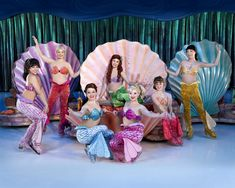Disney on Ice, Ariel, Little Mermaid