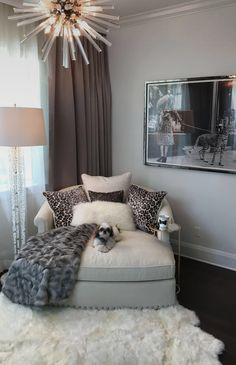 Home Decor Habitacion .Home Decor Habitacion Leopard Bedroom, Living Room Decor, Bedroom Decor, Bedroom Sets, Modern Bedroom, Master Bedroom, Deco Design, Dream Decor, New Room