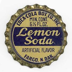 Lemon Soda by Neato Coolville, via Flickr
