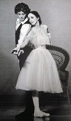 Marcia Haydée answers the Gramilano Questionnaire… Dancers' Edition - Marcia Haydée with Egon Madsen