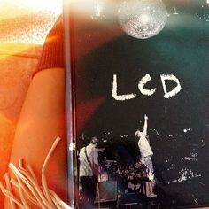 Fancy - LCD Soundsystem History Photo Book