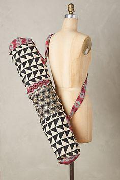 Embellished Vine Yoga Bag - anthropologie.eu