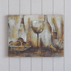 """Vin Blanc"" by Bridges at Cost Plus World Market"