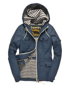 Yea, so I REALLY want this Superdry Boat Jacket. Saw it at the airport last week and keep thinking about it!
