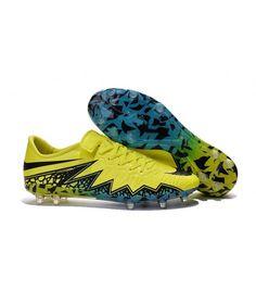 reputable site 2016c ed3a0 Nike Hypervenom Phinish Neymar FG PEVNÝ POVRCH žlutý černá modrý