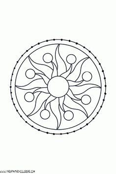 Free Mosaic Patterns to Print Moon - Bing Free Mosaic Patterns, Stencil Patterns, Stained Glass Patterns, Stained Glass Art, Mandala Painting, Dot Painting, Fabric Painting, Mosaic Tile Art, Cd Crafts