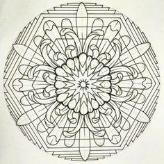chrysanthemum mandala - Google Search
