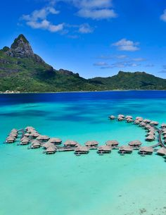 Nothing says I love you like our Buyer's Choice Romance Package on Bora Bora.
