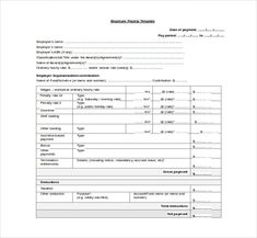 15 word payroll templates free download free premium templates payroll template