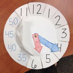 1st grade- learning time and clock