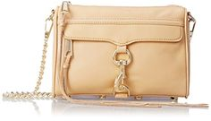 Rebecca Minkoff Mini Mac Cross Body Bag, Biscuit, One Size Rebecca Minkoff http://www.amazon.com/dp/B00QWTG066/ref=cm_sw_r_pi_dp_Tv-Tub0QE8PDT