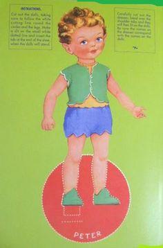 Paper Dolls~Pixieland - INMACULADA R. L - Álbumes web de Picasa
