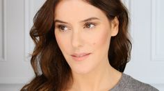 [How to] Effortless Uplifting Makeup Tutorialby Lisa Eldridge with Lancôme - how to contour & highlight the cheeks & eyes + blush on cheeks