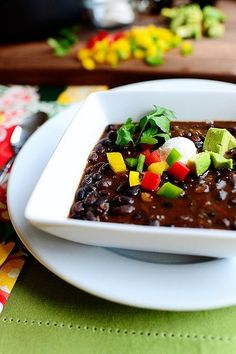 Black Bean Soup | The Pioneer Woman Cooks! | Bloglovin'