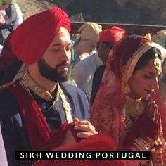 Have your Interfaith Sikh wedding in Europe