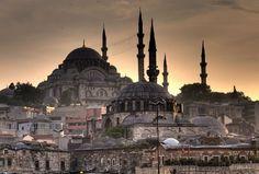 Süleymaniye/İstanbul