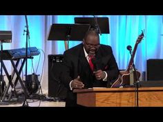Founder's Week 2013 - Feb. 5 - James Ford (My Pastor At Christ Bible Church-Chicago)