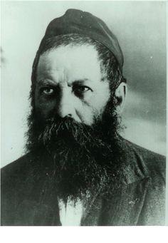 Shlomo Shtampfer - My grandfather