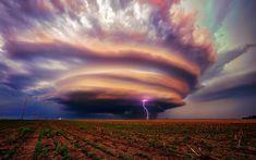 Le più spettacolari tempeste di fulmini che abbiate mai visto - Top 10: i fenomeni naturali più belli al mondo
