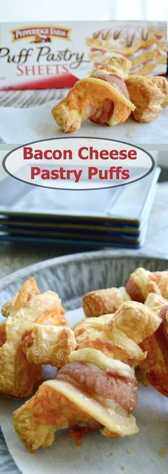 Keto cauliflower fries recipe pinterest bacon cheese pastry puffs can be made quickly and with things you already have in your forumfinder Gallery