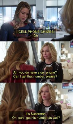 I can just imagine someone picking up karas phone when she drops it and they don't know who's it is so they just keep it and get confused bc Clark is talking about a bomb and flying... #cattalking
