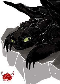 Toothless Rocks by Dreamsoffools on DeviantArt