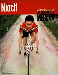 Eddy Merckx - Paris Match.