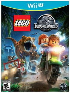 This is a great game deal! Get it and put it back for the holidays! LEGO Jurassic World Video Game