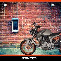 Şehre bahar havası yaklaşıyor. #Zontes S250 ile şehri keşfetme, yeni maceralar yaşama zamanı!