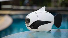 En lo más fffres.co: Así es BIKI, el primer dron acuático con forma de pez: Hasta ahora, los drones han dominado el espacio… #Tecnología