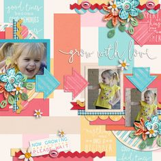 Template : Paper Play12 by Akizo Designs Kit : Just A Newbie by Akizo Designs http://www.thedigichick.com/shop/Akizo-Designs/ Photo by acworks