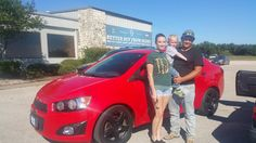 KYRIE's new 2014 Chevrolet  Sonic ! Congratulations and best wishes from Benny Boyd Motor Company - Marble Falls and DEE NIXON.