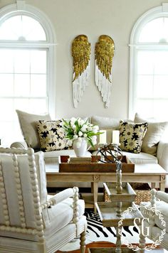 THE VERY BEST DECORATING TIP YOU WILL EVER GET - StoneGable