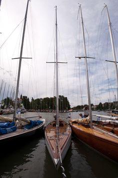 Photographer: Jani Kaila, Fridolin FIN 12, classic racing boat http://fridolin.fi/