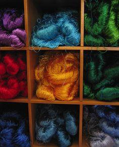 Silk Rainbow..love the feel of silk