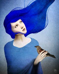 Increíble Arte Surrealista de Christian Schloe