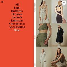 Fonts Used: Beausite · Typewolf Typography Inspiration Magazine Fonts, Georgia, Web Portfolio, App Ui Design, Website Layout, Editorial Layout, Typography Inspiration, Font Styles, Color Inspiration
