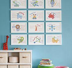 Zodiac Art Prints