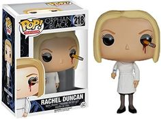 #FandomFriday: Declare Your Clone Love With These #OrphanBlack Goodies - Rachel Duncan  #CloneClub