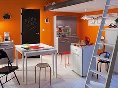 Décoration Mini-cuisines pour les studios ~ Décor de Maison / Décoration Chambre