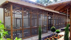 Something Creative with Bird Aviary Plans : Bird Aviary Construction Plans. Wooden Bird Houses, Garden Mirrors, Bird House Kits, Bird Aviary, Concrete Steps, Roof Design, House Design, Dream Pools, Rooftop Garden